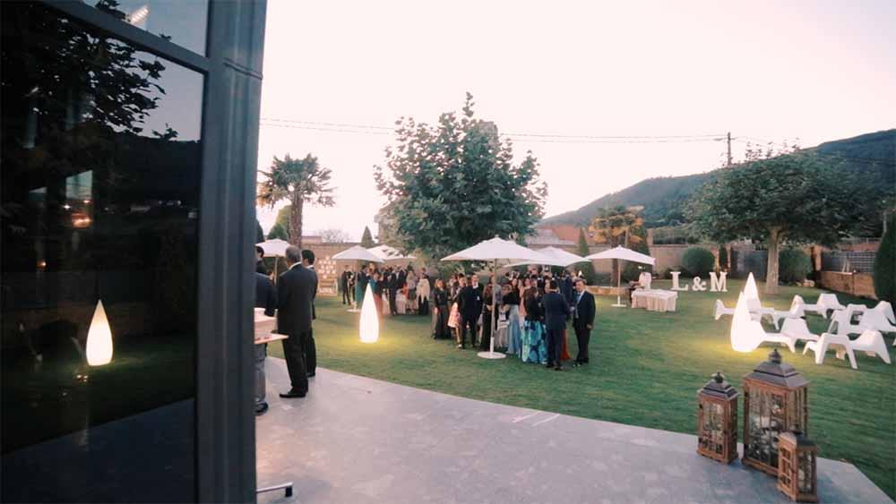 Restaurante casa lobato. Videos de boda Asturias Afvisual Alejandro Fernandez