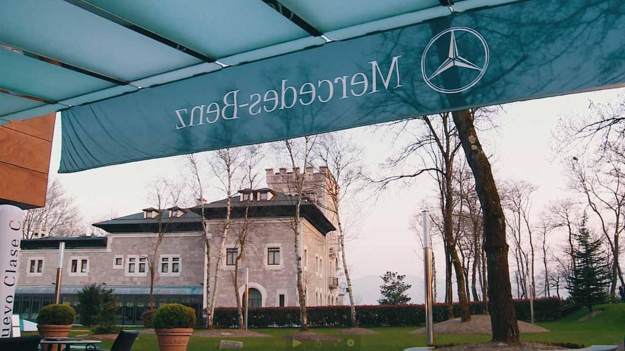Presentación Mercedes Benz GLC coupe