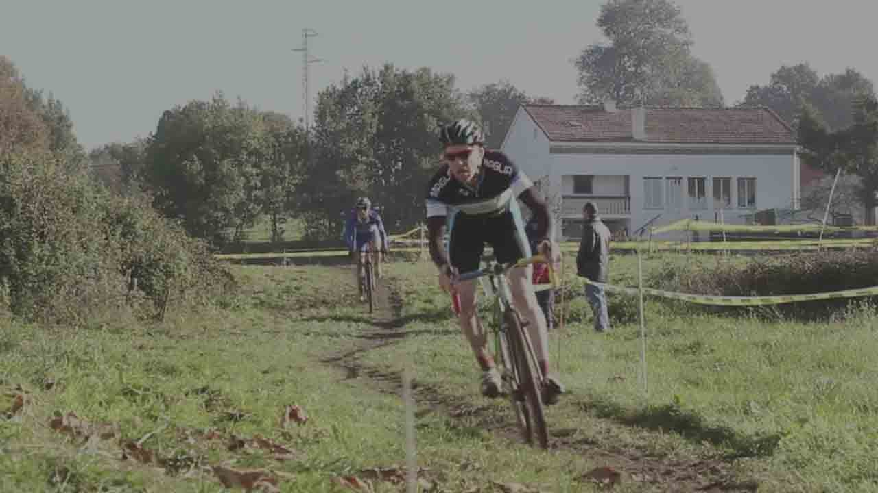 Ciclocross La tenderina. Video deportes Alex Fernandez afvisual